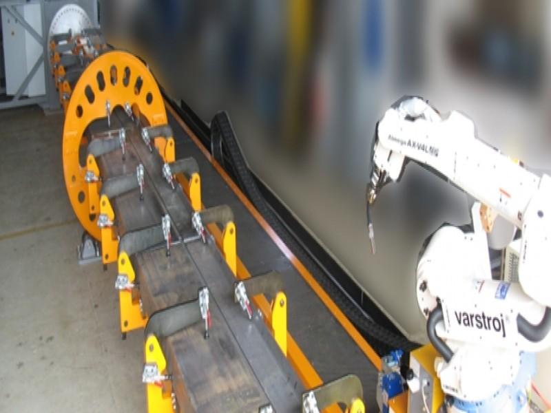 Robotske vozne proge